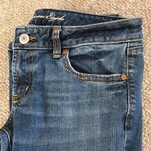 Favorite Boyfriend Jeans (Short)- American Eagle